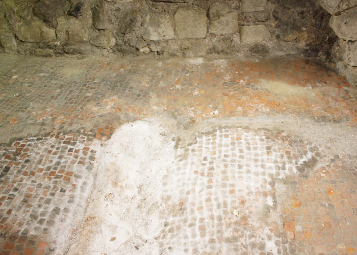 Roman Pavement - All Hallows by the Tower